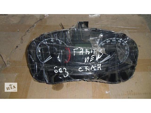 бу Б/у панель приборов/спидометр/тахограф/топограф для легкового авто Skoda Fabia 2009 в Коломые