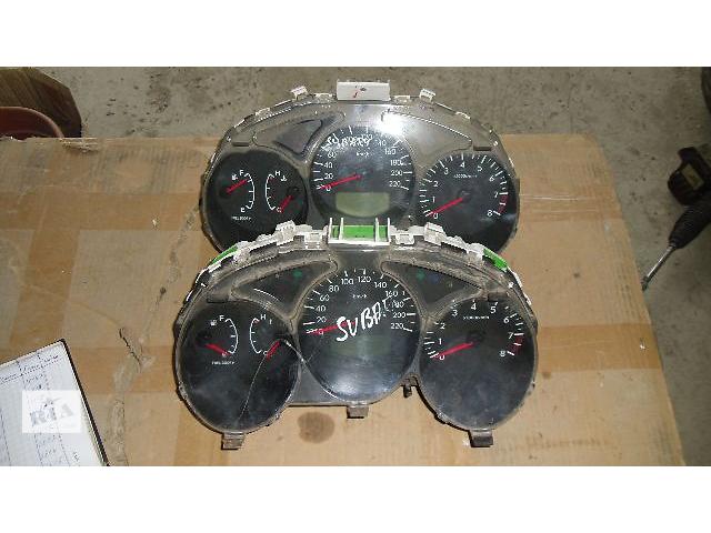 купить бу Б/у панель приборов/спидометр/тахограф/топограф для легкового авто Subaru Forester 2007 в Коломые