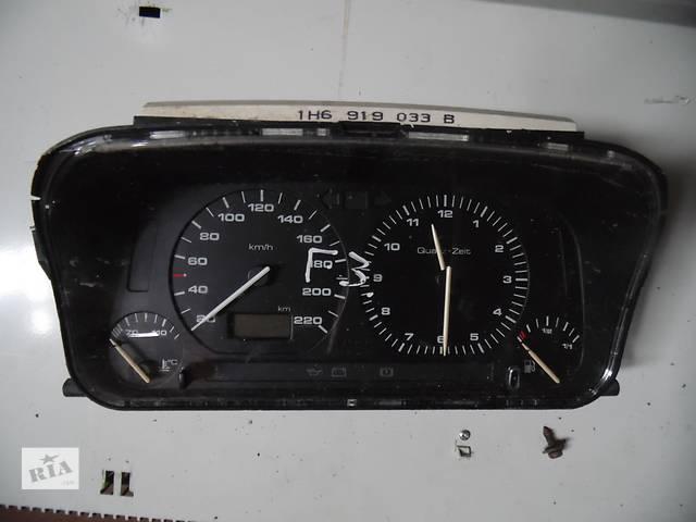 продам Б/у панель приборов/спидометр/тахограф/топограф для легкового авто Volkswagen Golf III бу в Дубно