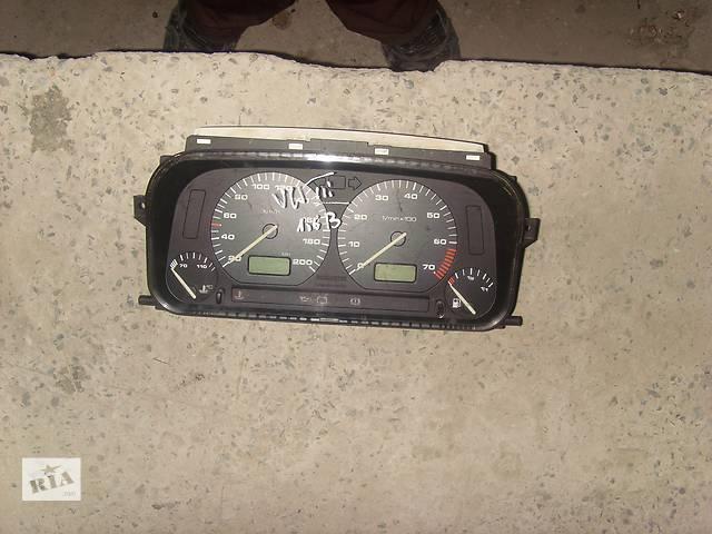продам Б/у панель приборов/спидометр/тахограф/топограф для легкового авто Volkswagen Golf III бу в Борщеве (Тернопольской обл.)