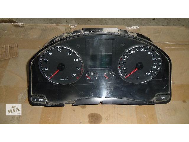бу Б/у панель приборов/спидометр/тахограф/топограф для легкового авто Volkswagen Jetta 2008 в Коломые
