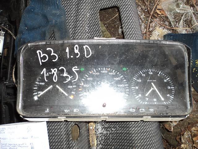 купить бу Б/у панель приборов/спидометр/тахограф/топограф для легкового авто Volkswagen Passat B3 в Шацке