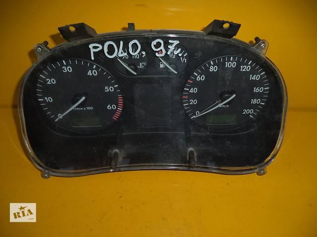 Б/у панель приборов/спидометр/тахограф/топограф для легкового авто Volkswagen Polo (97-01)- объявление о продаже  в Луцке