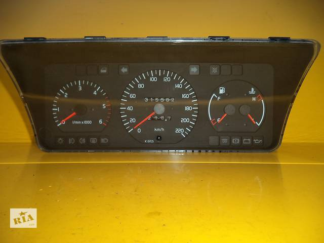 Б/у панель приборов/спидометр/тахограф/топограф для легкового авто Volvo 440 (89-97) Diesel- объявление о продаже  в Луцке