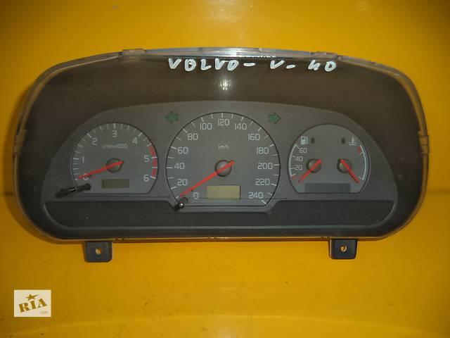 продам Б/у панель приборов/спидометр/тахограф/топограф для легкового авто Volvo S40 (96-04) Diesel бу в Луцке