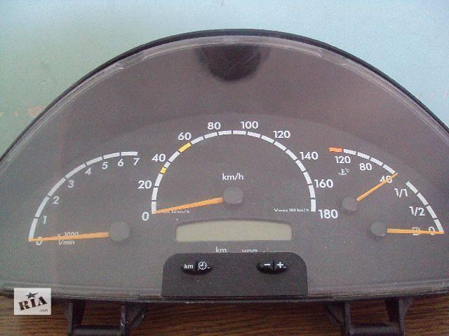 продам Б/у панель приборов/спидометр/тахограф/топограф для микроавтобуса Mercedes Sprinter бу в Львове