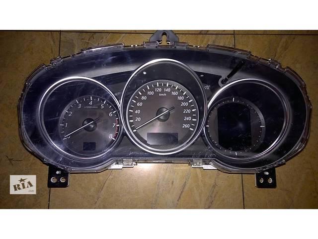 Б/у панель приборов/спидометр/тахограф/топограф для седана Mazda 6- объявление о продаже  в Ровно