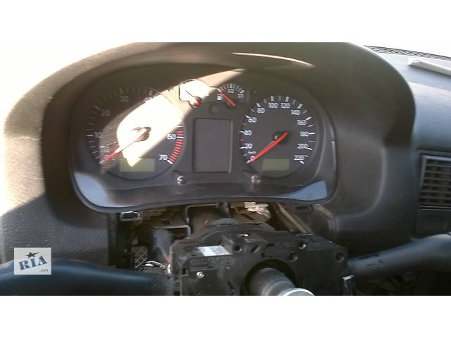 Б/у панель приборов/спидометр/тахограф/топограф 1J0 919 881 X для хэтчбек Volkswagen Golf IV 2000-2003г- объявление о продаже  в Киеве
