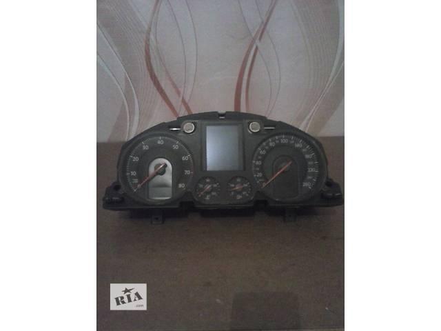 купить бу Б/у панель приборов/спидометр/тахограф/топограф для седана Volkswagen Passat B6 в Запорожье