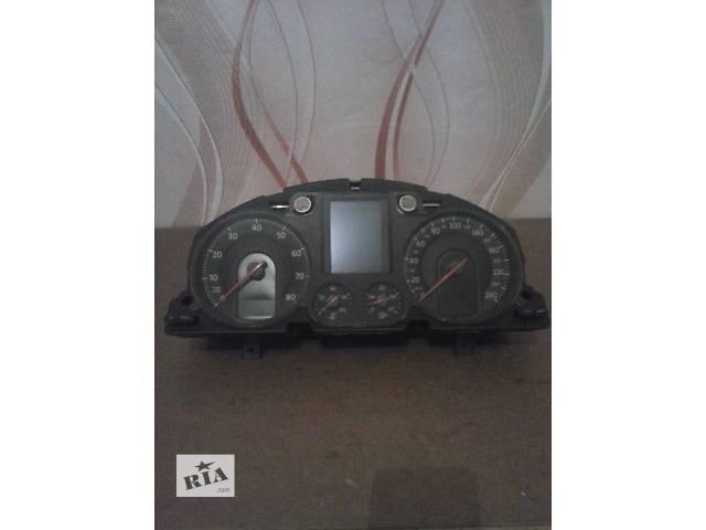 бу Б/у панель приборов/спидометр/тахограф/топограф для седана Volkswagen Passat B6 в Запорожье