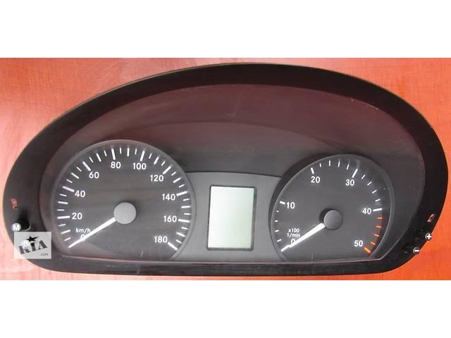 бу Б/у панель приборов/спидометр/тахограф/топограф щиток Фольксваген Крафтер Volkswagen Crafter 2006-10гг. в Ровно