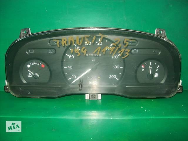 бу Б/у панель приладів/спідометр/тахограф/топограф для легкового авто Ford Transit (90-00) в Луцке