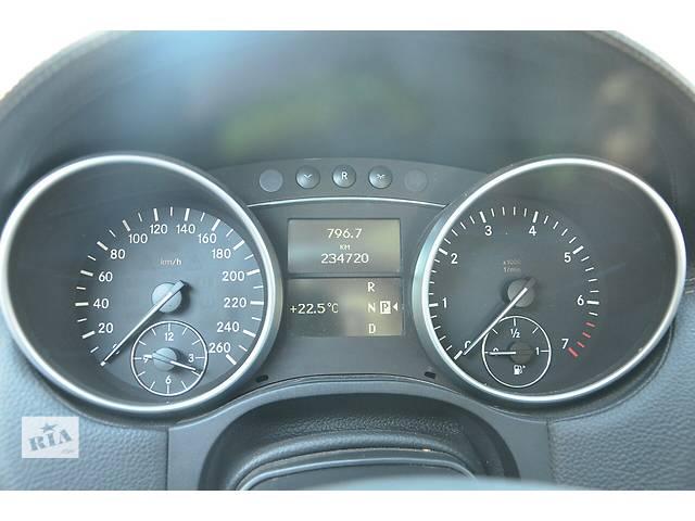 купить бу Б/у панель приборов/спидометр/тахограф/топограф Mercedes GL-Class 164 2006 - 2012 3.0 4.0 4.7 5.5 Идеал !!! Гарантия !!! в Львове