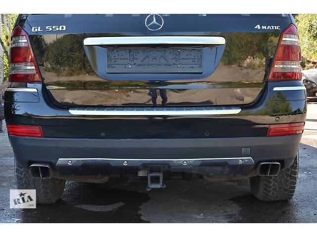 продам Б/у панель задняя Mercedes GL-Class 164 2006 - 2012 3.0 4.0 4.7 5.5 Идеал !!! Гарантия !!! бу в Львове