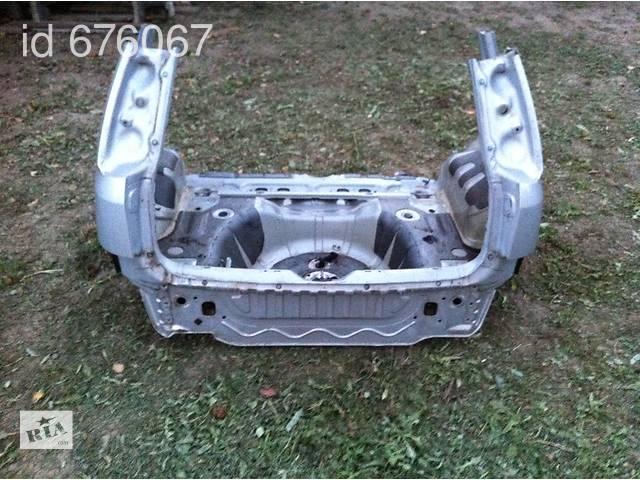 бу Б/у панель задняя для легкового авто Chevrolet Tacuma в Черновцах
