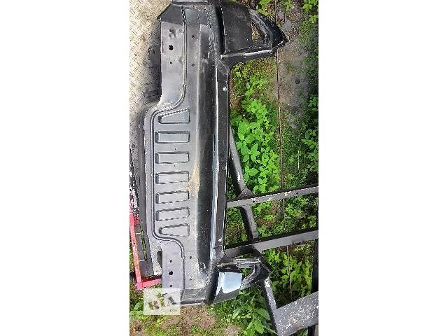бу Б/у панель задняя для легкового авто Daewoo Lanos в Львове