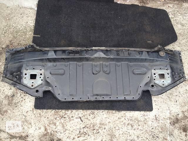бу Б/у панель задняя для легкового авто Toyota Corolla в Киеве