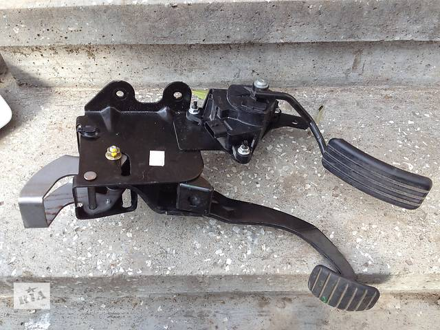 купить бу Б/у педаль газа для легкового авто Renault Megane II в Бучаче