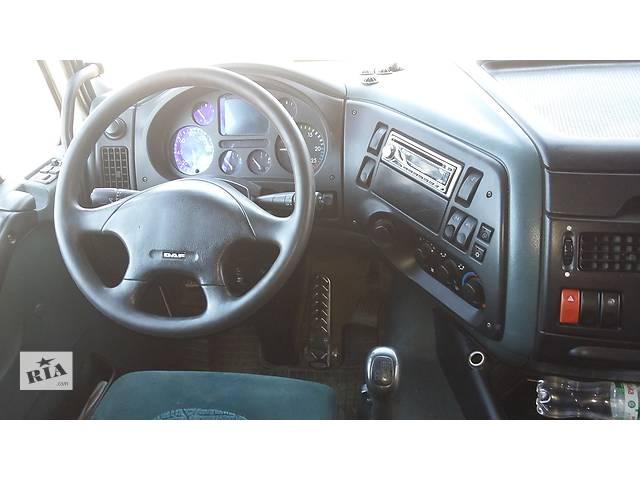 купить бу б/у Педаль газа Грузовики Daf XF 95 Даф XF 95 Евро2 Евро3 в Рожище