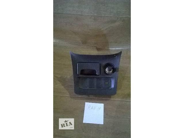 продам Б/у пепельница для кроссовера Toyota Rav 4 2002г бу в Киеве