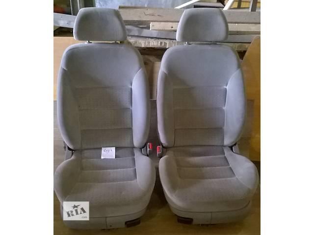 продам Б/у переднее сиденье для хэтчбека Volkswagen Golf IV 1998-2003г бу в Николаеве