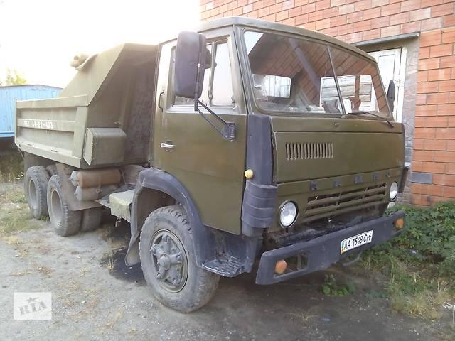 Б/у передний мост для грузовика КамАЗ- объявление о продаже  в Киеве