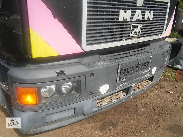 бу Б/у передний мост для грузовика MAN 19.463 в Овруче