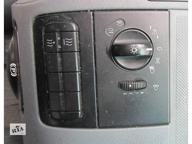 Б/у переключатель света Mercedes Vito (Viano) Мерседес Вито (Виано) V639 (109, 111, 115, 120)- объявление о продаже  в Ровно