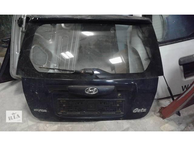 купить бу Б/у петля крышки багажника для легкового авто Hyundai Getz 2002-15 в Костополе