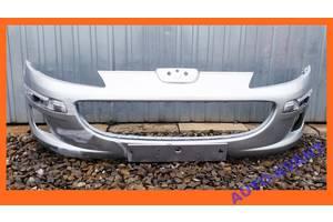 б/у Бампер передний Peugeot 407