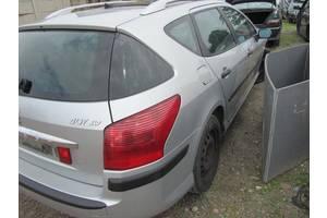 б/у Четверть автомобиля Peugeot 407