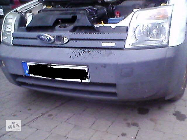 Б/у підсилювач заднього/переднього бампера для пікапа Ford Transit Connect 2007- объявление о продаже  в Ивано-Франковске