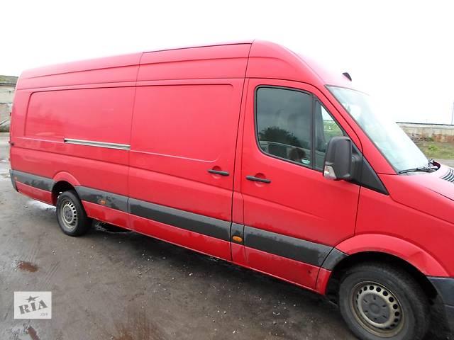 бу Б/у Пластмасовый треугольник для автобуса Volkswagen Crafter Фольксваген Крафтер 2.5 TDI 2006-2010 в Рожище