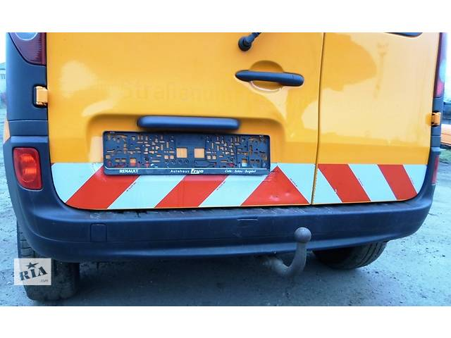 купить бу Б/у Пластмасса Пластик кузова Рено Кенго Кангу Renault Kangoo 2008-2012 в Луцке