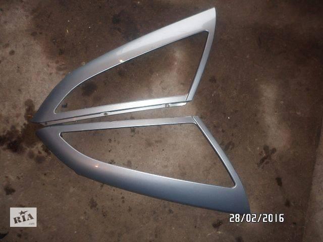 бу Б/у пластик на боковое стекло для легкового авто ВАЗ 2110 в Умани