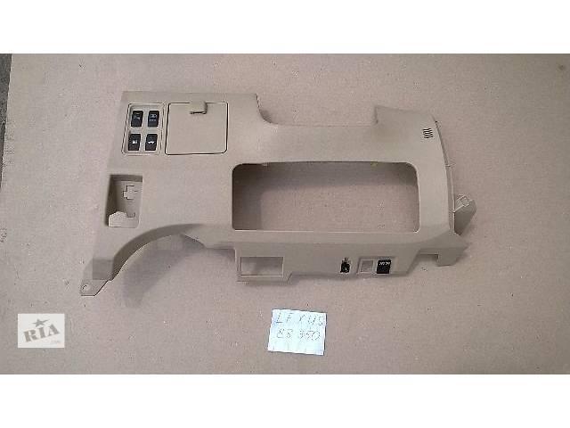 бу Б/у пластик под руль накладка торпедо 55302-33180-A0 для седана Lexus ES 350 2007г в Киеве