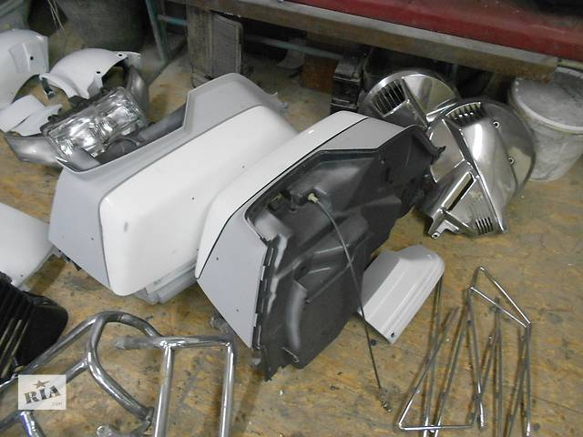 бу Б/у пластик,приборы, светотехника и пр. для мотоцикла Honda Gold Wing в Днепре (Днепропетровск)