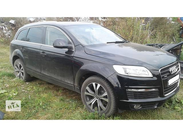 купить бу Б/у пневмоподвеска для кроссовера Audi Q7 3.0tdi в Львове