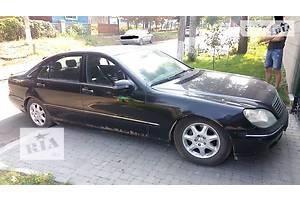 б/у Пневмоподвески Mercedes S 500