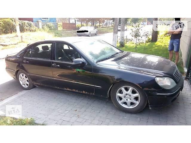продам Б/у пневмоподвеска для седана Mercedes S 500 бу в Харькове