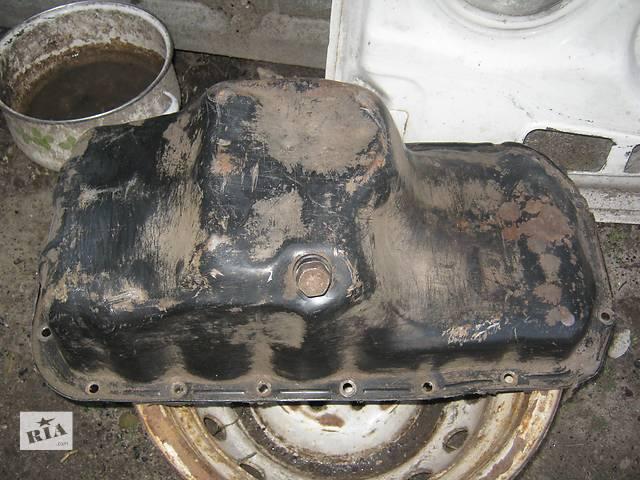 продам Б/у поддон масляный для легкового авто Mazda 626 бу в Львове