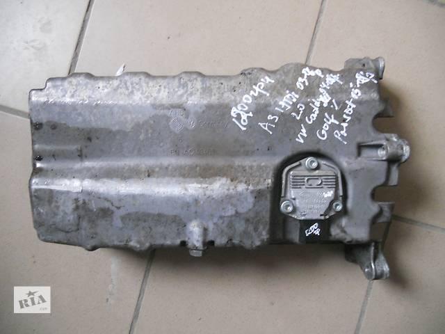 бу Б/у поддон масляный для легкового авто Volkswagen Caddy III в Березному