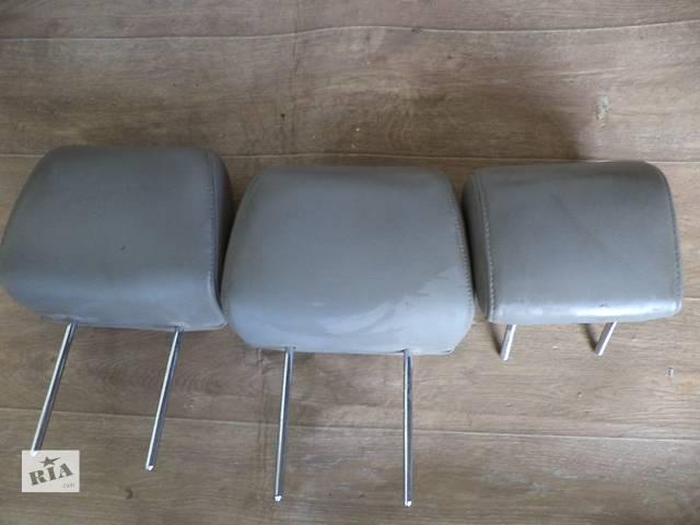 купить бу Б/у подголовники сидений для кроссовера Kia Sorento 2005г в Николаеве