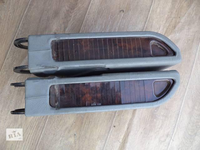 Б/у подлокотник консоли для седана Mercedes S 600 W140 1994г- объявление о продаже  в Николаеве