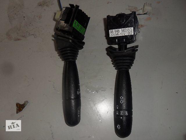 продам Б/у подрулевой переключатель для легкового авто Chevrolet Spark 2011 бу в Ровно