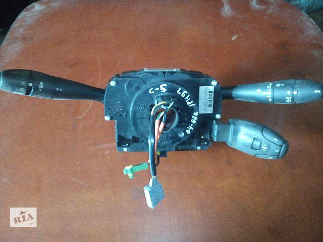 бу Б/у подрулевой переключатель в сборе для легкового авто Citroen C5 1.6HDI в Ковеле