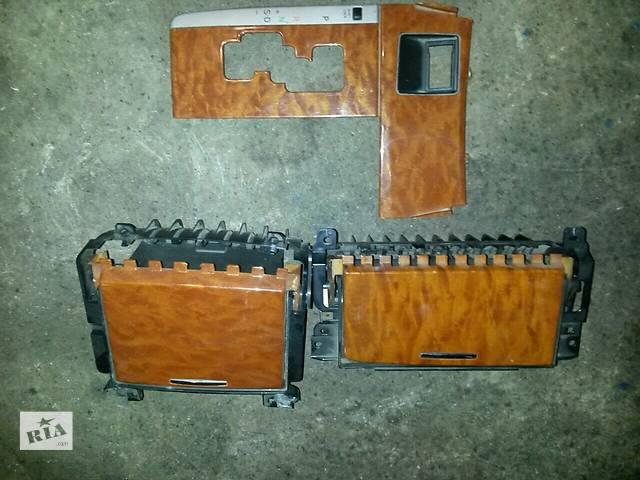 Б/у подстаканик , лоток с крышкой центральной консоли 55620-33270, 55625-33070  для седана Toyota Ca- объявление о продаже  в Николаеве
