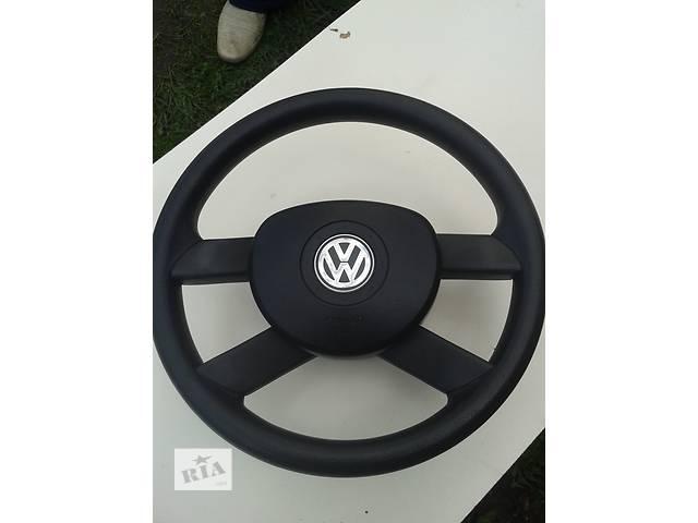 купить бу Б/у подушка безопасности для хэтчбека Volkswagen Polo 2002-2005р в Львове