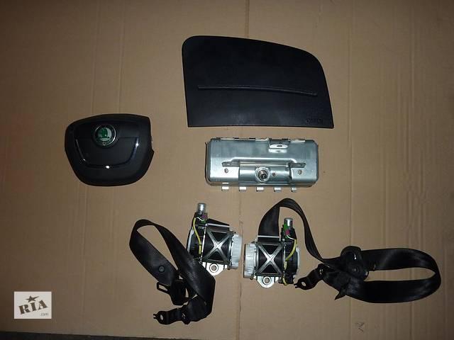 купить бу Б/у подушка безопасности для легкового авто Skoda Fabia в Здолбунове
