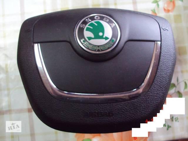 Б/у подушка безопасности для легкового авто Skoda Octavia A5- объявление о продаже  в Здолбунове